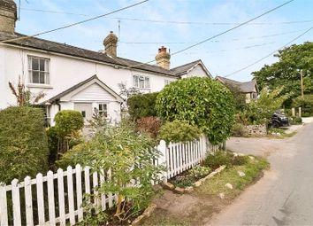 Thumbnail 3 bed terraced house for sale in Pigdown Lane, Hever