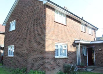 Thumbnail 2 bed maisonette to rent in Eagle Avenue, Romford, Essex