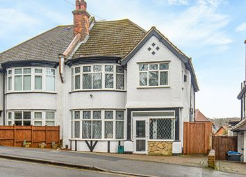 Thumbnail 4 bed semi-detached house for sale in Higher Drive, Purley, Surrey