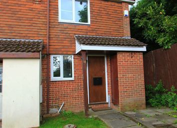 Thumbnail 2 bedroom end terrace house for sale in Barcombe Close, Orpington, Kent