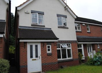 Thumbnail 3 bedroom end terrace house to rent in Thorpe Ct, Solihull