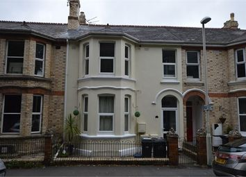 Thumbnail 1 bed flat to rent in Church Road, Newton Abbot, Devon.