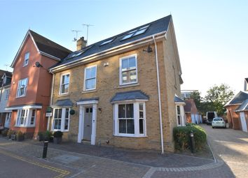 Parkside Quarter, Colchester, Essex CO1. 5 bed town house