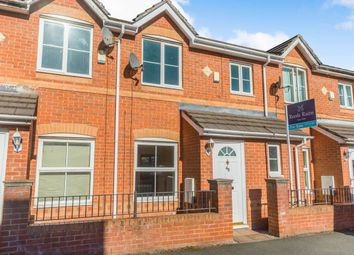 Thumbnail 3 bed terraced house for sale in Leegrange Road, Manchester