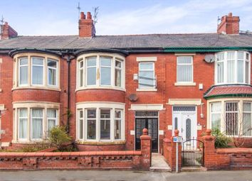 Thumbnail 3 bedroom terraced house for sale in Keswick Road, Blackpool, Lancashire