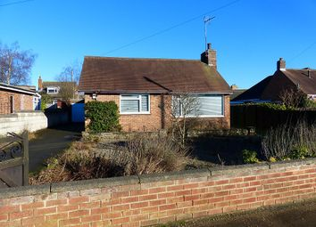 Thumbnail 2 bed detached bungalow for sale in 21 Old Derby Road, Ashbourne Derbyshire