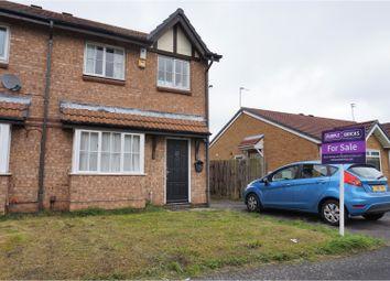 Thumbnail 3 bedroom semi-detached house for sale in Carshalton Grove, Wolverhampton