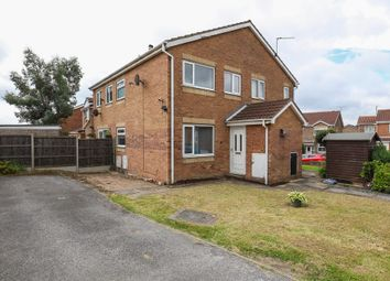 Thumbnail 2 bed town house for sale in Pembrey Court, Sothall, Sheffield