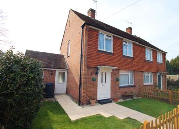 Thumbnail 2 bed semi-detached house for sale in High Street, Canterbury
