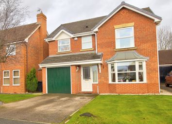 Thumbnail 4 bed detached house for sale in Harness Lane, Boroughbridge, York