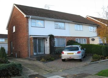 Thumbnail 3 bed semi-detached house to rent in Rhodes Way, Crawley
