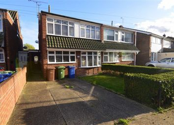 Thumbnail 4 bed semi-detached house for sale in Brampton Close, Corringham, Essex