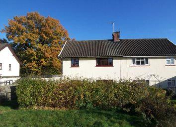 Thumbnail 3 bed semi-detached house to rent in Holland Rise, Huntingfield, Halesworth