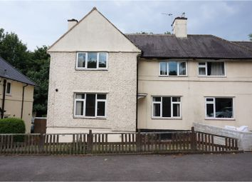 Thumbnail 3 bed end terrace house for sale in The Wells Road, Nottingham