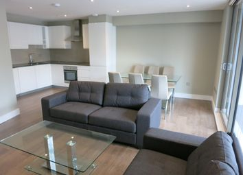 Thumbnail 1 bed flat to rent in Dowsett Road, London
