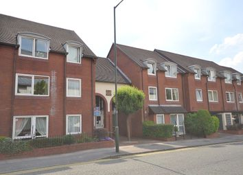 Thumbnail 1 bed flat for sale in Homelodge House, Castle Dyke, Lichfield, Staffordshire