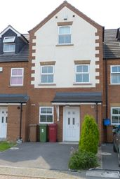 Thumbnail 3 bed town house to rent in Ashby Crescent, Scunthorpe