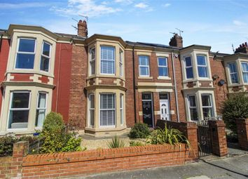 Thumbnail 5 bed terraced house for sale in Park Parade, Whitley Bay, Tyne And Wear