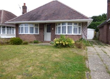 Thumbnail 2 bedroom detached bungalow for sale in Testwood Lane, Totton