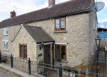 Thumbnail 3 bed cottage for sale in North Brewham, Bruton