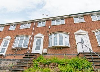 Thumbnail 3 bed town house for sale in Southdale Road, Carlton, Nottingham