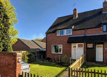 Thumbnail 3 bed semi-detached house for sale in Mill Stream Place, Hereford