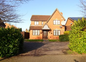 Thumbnail 4 bed detached house to rent in Egerton Gate, Shenley Brook End, Milton Keynes