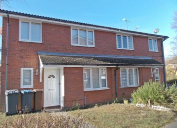 Thumbnail 2 bed semi-detached house to rent in Essex Way, Purdis Farm, Ipswich