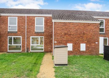 Thumbnail 2 bedroom terraced house for sale in Whitewood Walk, Raf Lakenheath, Brandon