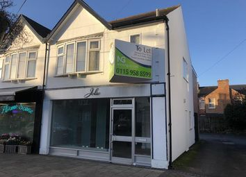 Thumbnail Retail premises to let in 20 Gordon Road, West Bridgford, Nottingham