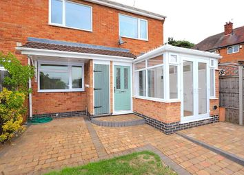 Thumbnail 2 bed maisonette to rent in Humberstone Lane, Thurmaston, Leicester