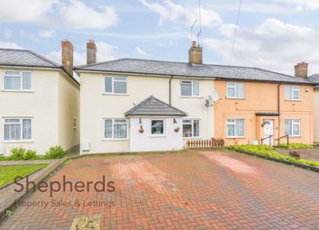 Thumbnail 4 bed semi-detached house for sale in Rye Road, Hoddesdon, Hertfordshire