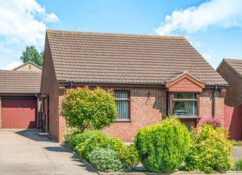 Thumbnail 2 bedroom detached bungalow for sale in Dunston Drive, Oulton, Lowestoft