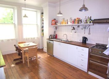 Thumbnail 3 bed flat to rent in Belsize Grove, London