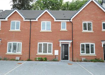 Thumbnail 3 bed town house for sale in Glazebrook Meadows, Glazebrook, Warrington