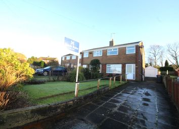 3 bed semi-detached house for sale in Ian Road, Newchapel, Stoke-On-Trent ST7