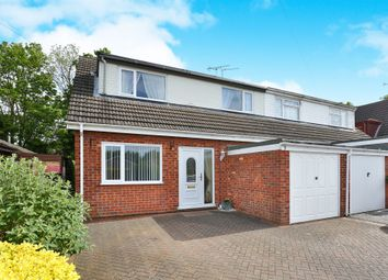 Thumbnail 3 bed bungalow for sale in Larkspur Court, Toftwood, Dereham