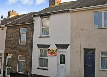 2 bed terraced house for sale in Otway Street, Chatham, Kent ME4