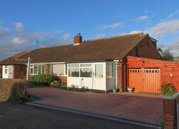 Thumbnail 3 bed semi-detached bungalow for sale in Tudor Close, Bromham