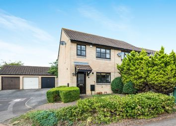 Thumbnail 3 bed semi-detached house for sale in Bryony Close, Garsington, Oxford
