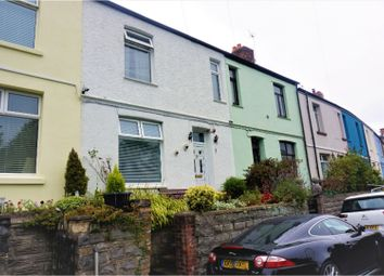 Thumbnail 3 bedroom terraced house for sale in Hill Terrace, Penarth