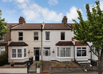 Thumbnail 3 bed terraced house for sale in Alderton Road, Addiscombe, Croydon