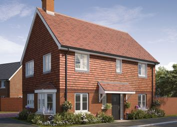 Thumbnail 4 bed detached house for sale in Hellingly Green, Hailsham, East Sussex