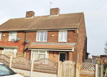 Thumbnail 3 bed semi-detached house for sale in Chesterfield Road, New Houghton, Mansfield