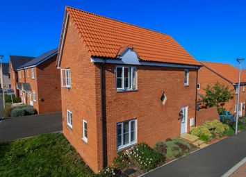 Thumbnail 3 bed detached house for sale in Wheatsheaf, Cranbrook, Exeter