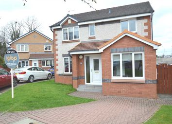 Thumbnail 4 bed detached house for sale in Malcolm Street, Motherwell