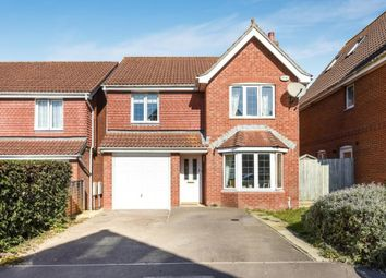 Thumbnail 4 bed detached house to rent in Nicolson Close, Tangmere, Chichester