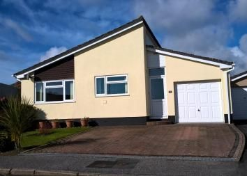 Thumbnail 2 bed detached bungalow for sale in Edinburgh Close, Carlyon Bay, St. Austell