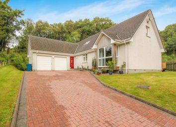 Thumbnail 4 bed detached house for sale in Lonan Drive, Oban, Argyllshire