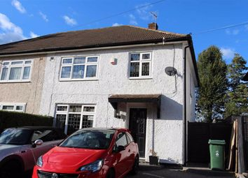 Thumbnail 3 bedroom semi-detached house for sale in Simmons Lane, North Chingford, London
